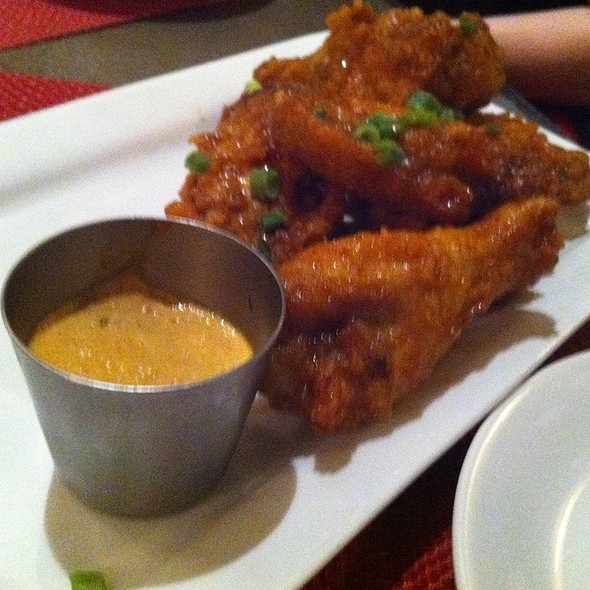 Korean Fried Chicken Wings - Hodge's, Cleveland, OH