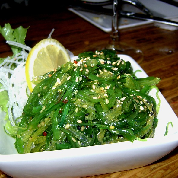 Seaweed salad - COCO Asian Bistro + Bar, Fort Lauderdale, FL