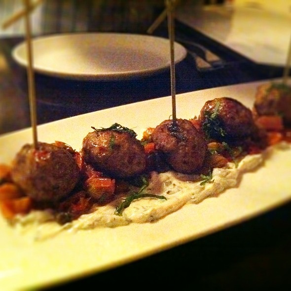 Grilled Koftes - Tryst Restaurant, Arlington, MA