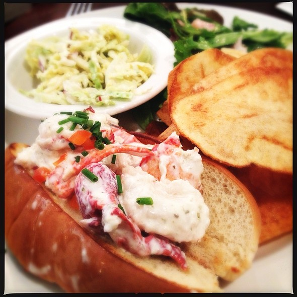 Lobster Roll (Sandwich) - Sarabeth's Central Park South, New York, NY