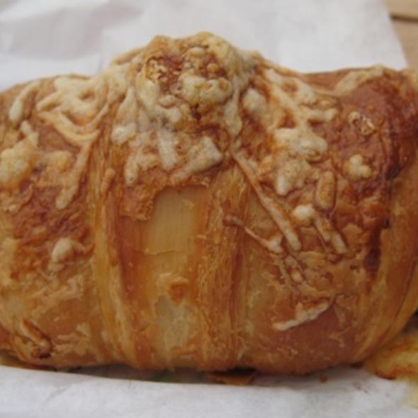 Ham and Cheese croissant - La Bergamote, New York, NY