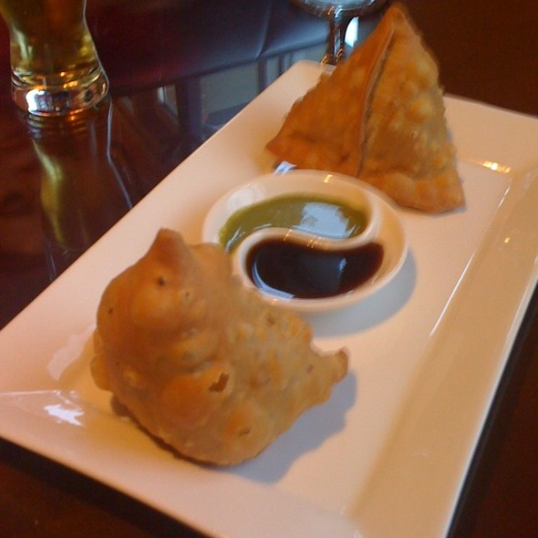 Vegetarian Samosas - Gateway to India - Gig Harbor, Gig Harbor, WA