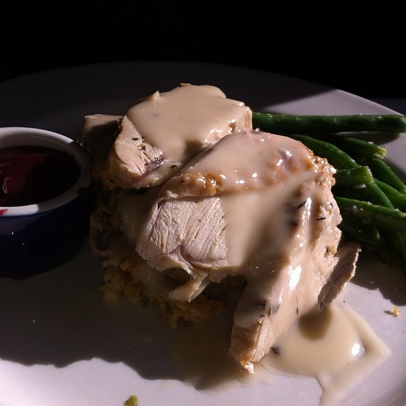 Thanksgiving Turkey - Horseradish Grill - Buckhead, Atlanta, GA