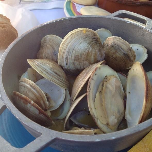 Clams - Columbia Restaurant - Celebration, Celebration, FL