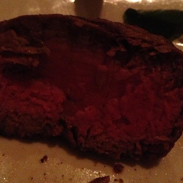 Filet Mignon - Morton's The Steakhouse - Anaheim, Anaheim, CA