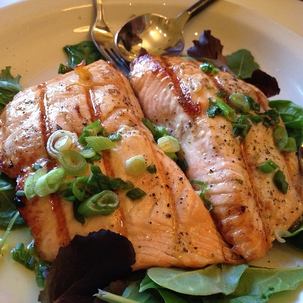 Salmon Filet - C'era Una Volta, Alameda, CA