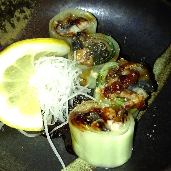 Una Kyu - Blue Ribbon Sushi Bar, New York, NY