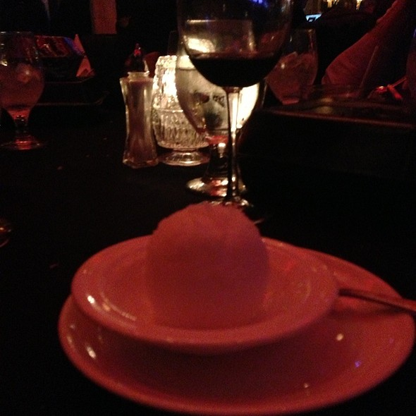 Lemon Ice - Steven Lelli's on the Green, Farmington, MI