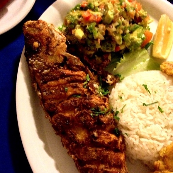 Fish of the day - La Bella Managua, Toronto, ON