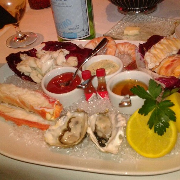 Seafood Platter - High Steaks - Thunder Valley Casino Resort, Lincoln, CA