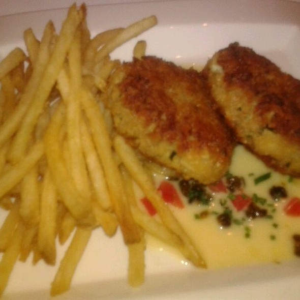 Crab Cakes - High Steaks - Thunder Valley Casino Resort, Lincoln, CA