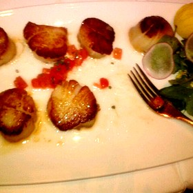 Scallops - High Steaks - Thunder Valley Casino Resort, Lincoln, CA