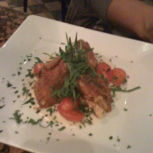 Crab Stuffed Portobello Mushroom - New Yorker Restaurant, Salt Lake City, UT