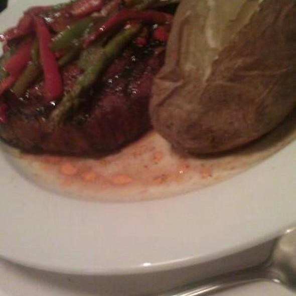 Cajun Ribeye - Christopher's Prime Steak House & Grill, Salt Lake City, UT