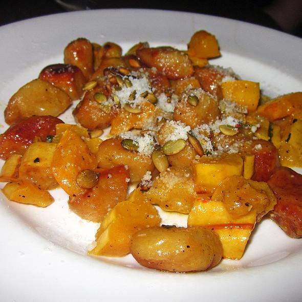 Gnocchi con Zucca - Barbuto, New York, NY