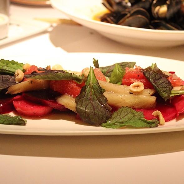 Roasted Beet Salad - Scala's Bistro, San Francisco, CA
