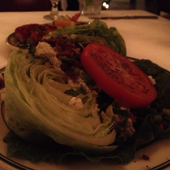 Wedge Salad - III Forks - Dallas, Dallas, TX