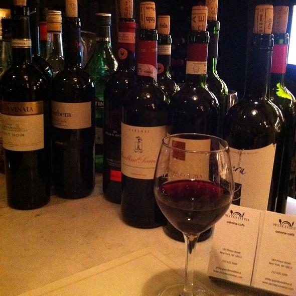 vino - Piccola Cucina Enoteca - Prince St., New York, NY