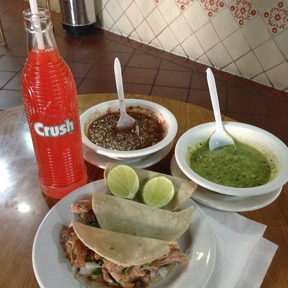 Tacos De Carnitas - Enrique, Mexico City, CDMX