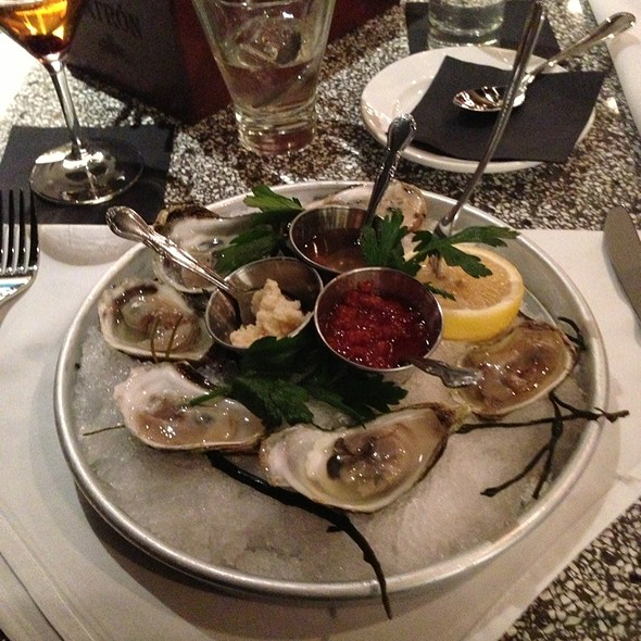Long Island Oysters - Abby Lane, Boston, MA