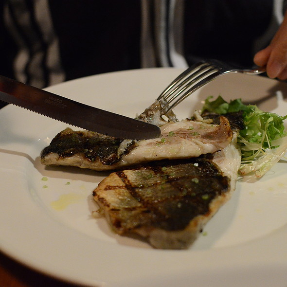 Grilled Bass - Terroni - Summerhill, Toronto, ON