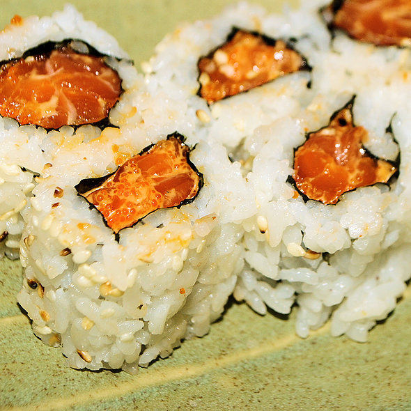 Spicy Tuna Rolls - SEI restaurant & lounge, Washington, DC