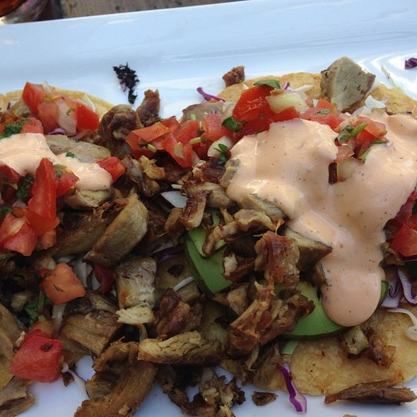 Duck Confit Tacos - Le Papagayo, Encinitas, CA