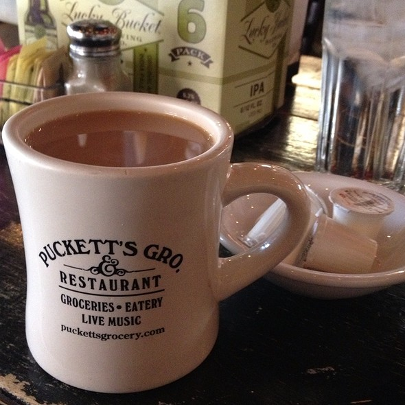 Coffee - Puckett's Historic Downtown Franklin, Franklin, TN