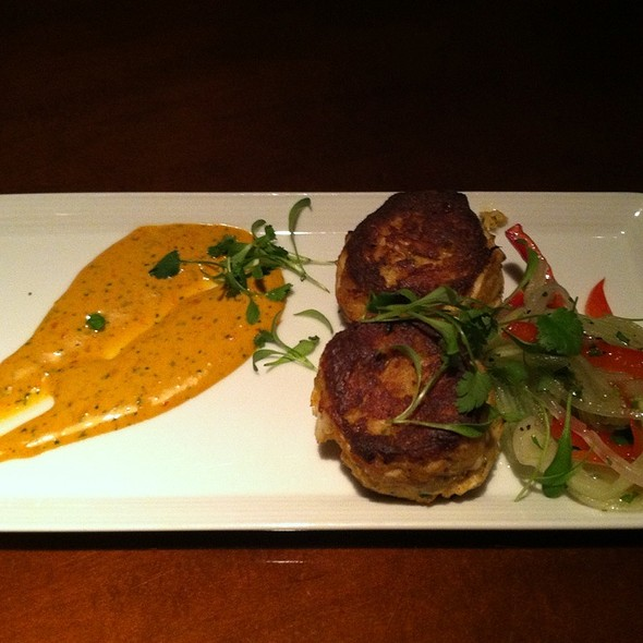 Seared Crabcakes - Embers, Cincinnati, OH