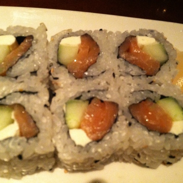 Alaskan Sushi Roll - Embers, Cincinnati, OH