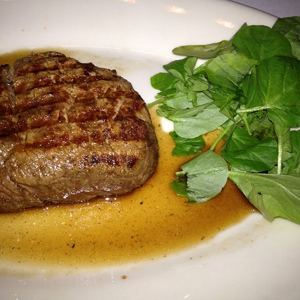 8 oz. Filet Mignon - Morton's The Steakhouse - Dallas, Dallas, TX