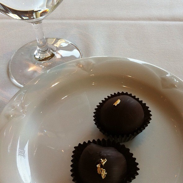 Dessert - Peller Estates Winery Restaurant, Niagara-on-the-Lake, ON