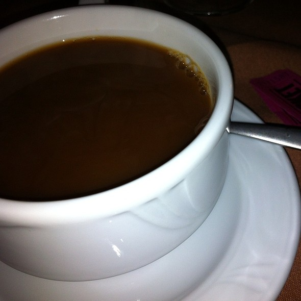 Drip Coffee - Federico's Supper Club, Vancouver, BC