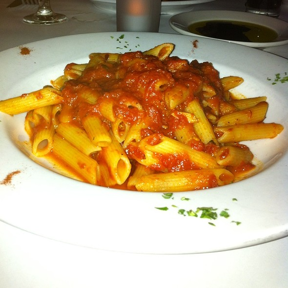 Penne all'Arrabbiata - Grotta Azzurra, New York, NY