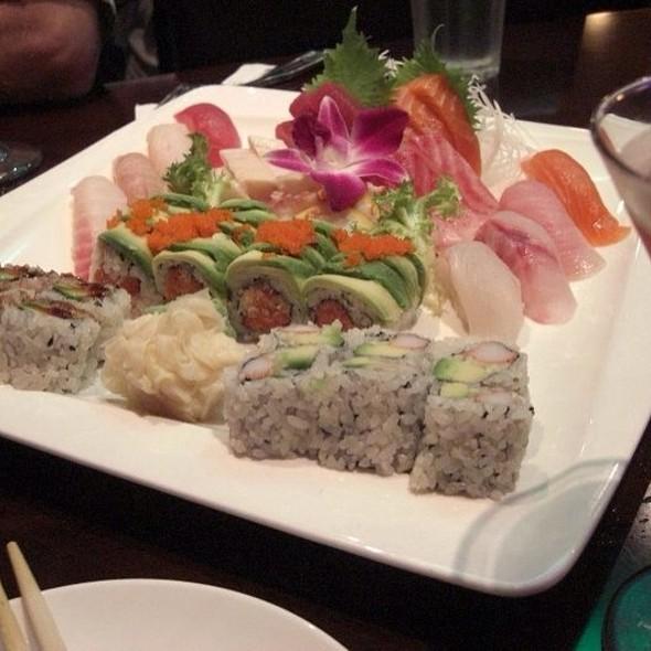 Sushi Platter - Mizu Japanese Steakhouse, Syracuse, NY