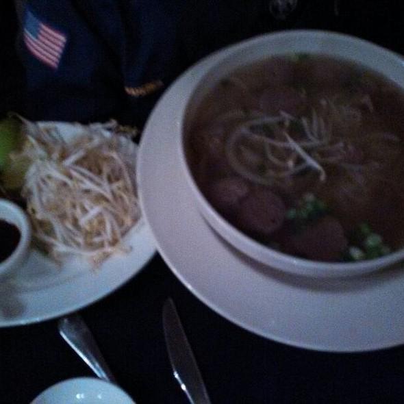 Vietnamese Pho - Basil Asian Bistro, Canton, OH