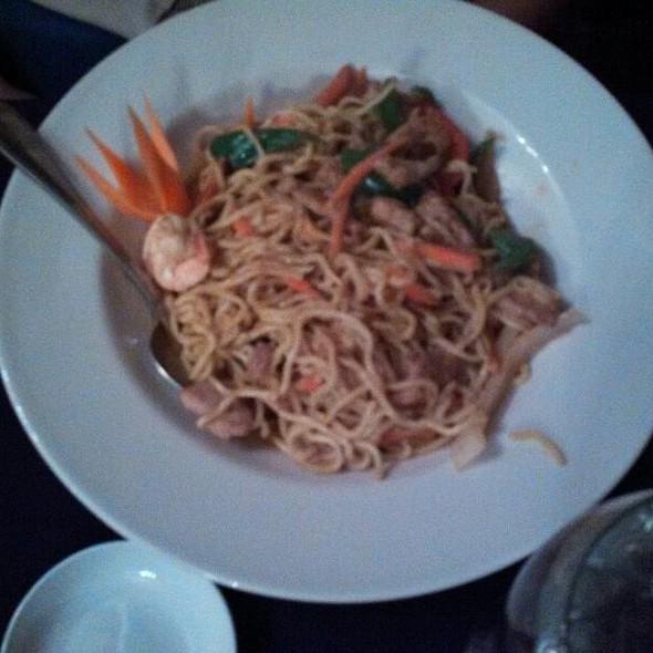 Coconut Spaghetti - Basil Asian Bistro, Canton, OH