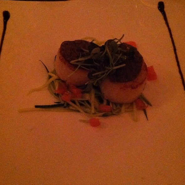 Scallops - Sirio Ristorante, New York, NY