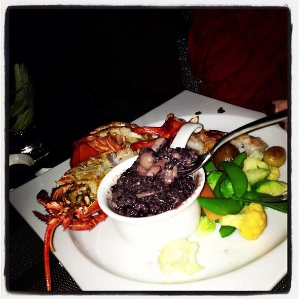 Lobster Risotto, Forest Mushroom, Lobster Emulsion, Burgundy Truffle - Fushimi - Staten Island, Staten Island, NY
