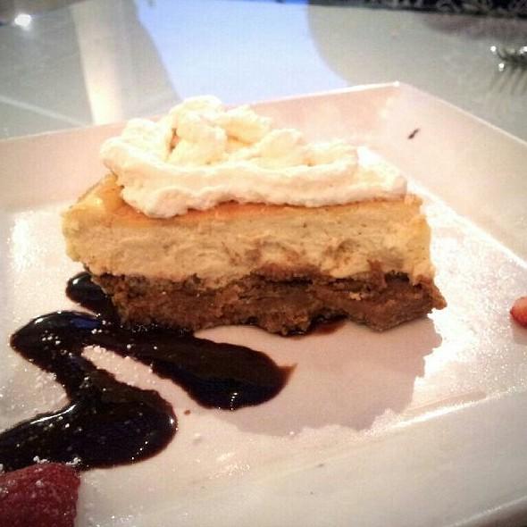 Ricotta Cheesecake - Luce Ristorante E Enoteca, San Antonio, TX