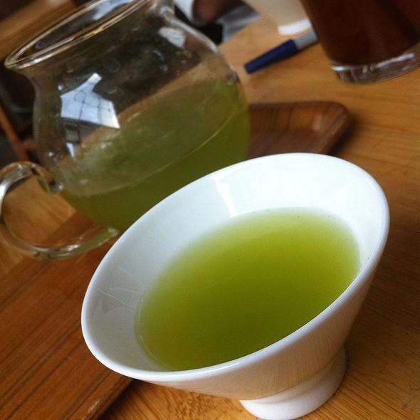 Shizuoka - Samovar Tea Lounge - Yerba Buena Gardens, San Francisco, CA