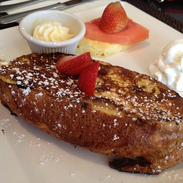 French Toast - Mustard Seed Bistro, Plantation, FL