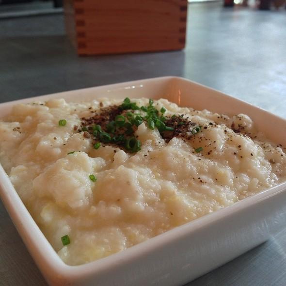 Creamy Parmesan Grits - Cook Hall - Dallas, Dallas, TX