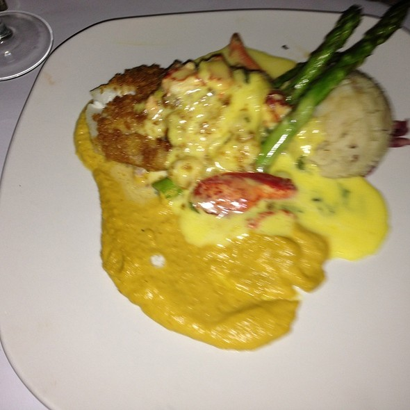 Cracker Crusted Cod - Schafer's, Port Jefferson, NY