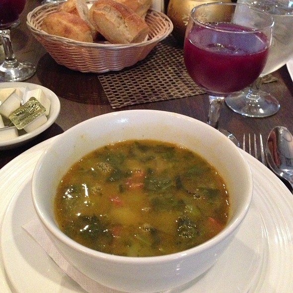Caldo Gallego - Spanish Pavillion, Harrison, NJ