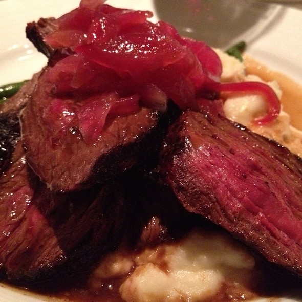 Hanger Steak - Locale Cafe & Bar - Closter, Closter, NJ