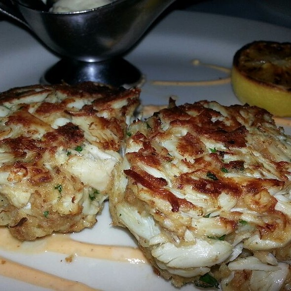 Crab Cakes - Morton's The Steakhouse - Coral Gables, Coral Gables, FL