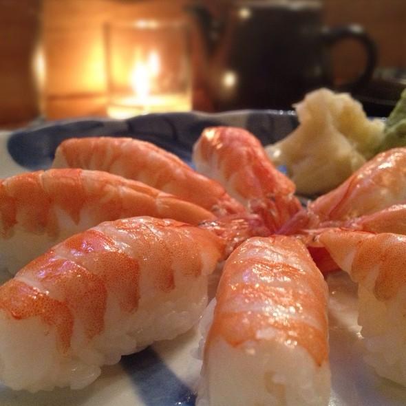 Ebi Nigiri - Moshi Moshi Sushi, Seattle, WA