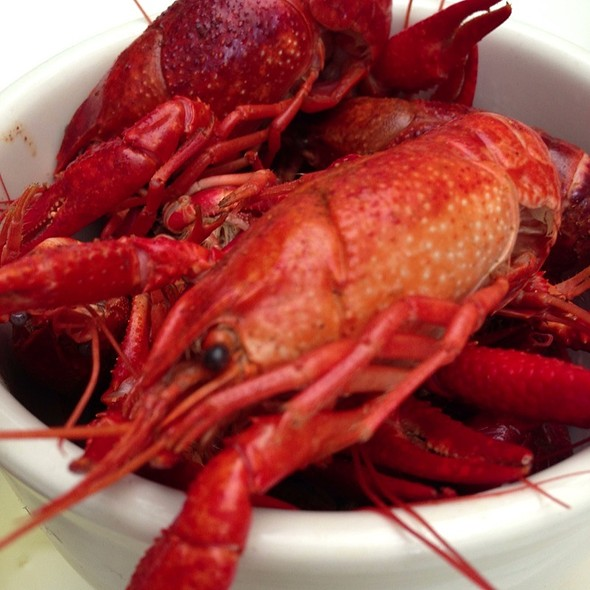 Crawfish Boil - Bourbon Street Bar & Grill, New York, NY