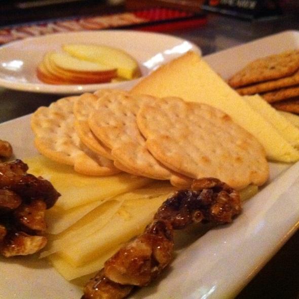 Cheese Plate - The Cellar - Corning, Corning, NY